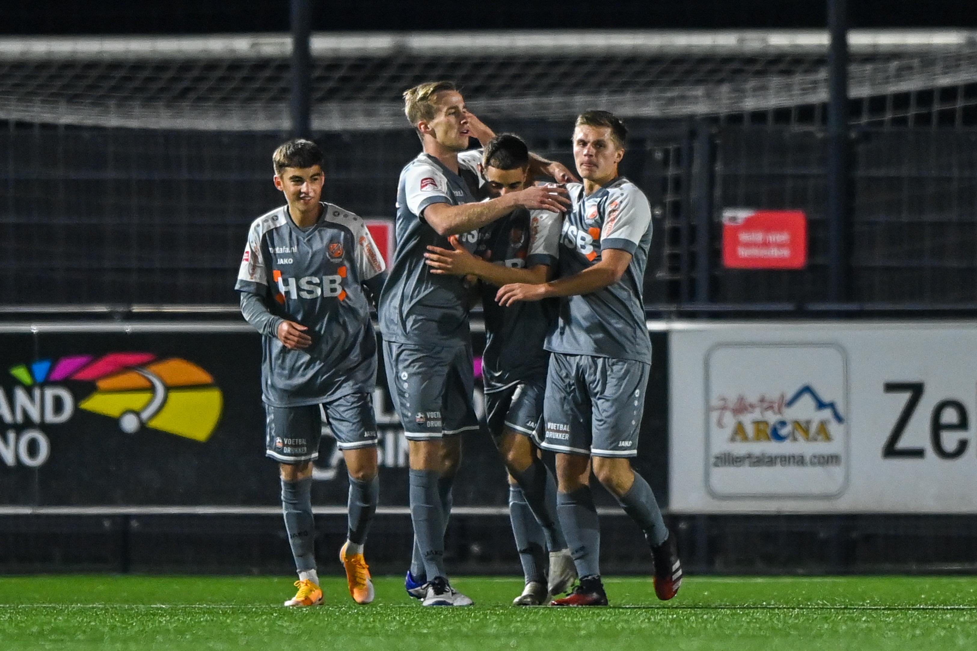De flow is terug; FC Volendam vindt dankzij zege bij Jong AZ aansluiting bij de subtop