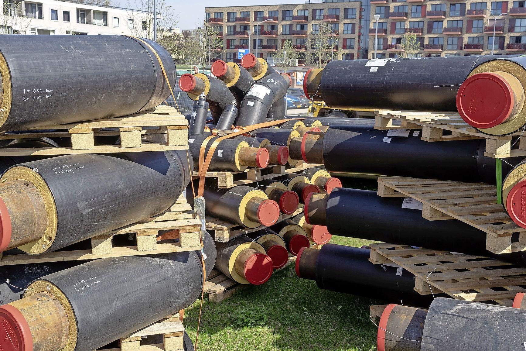 Velsen gaat in stapjes van het aardgas af [video]