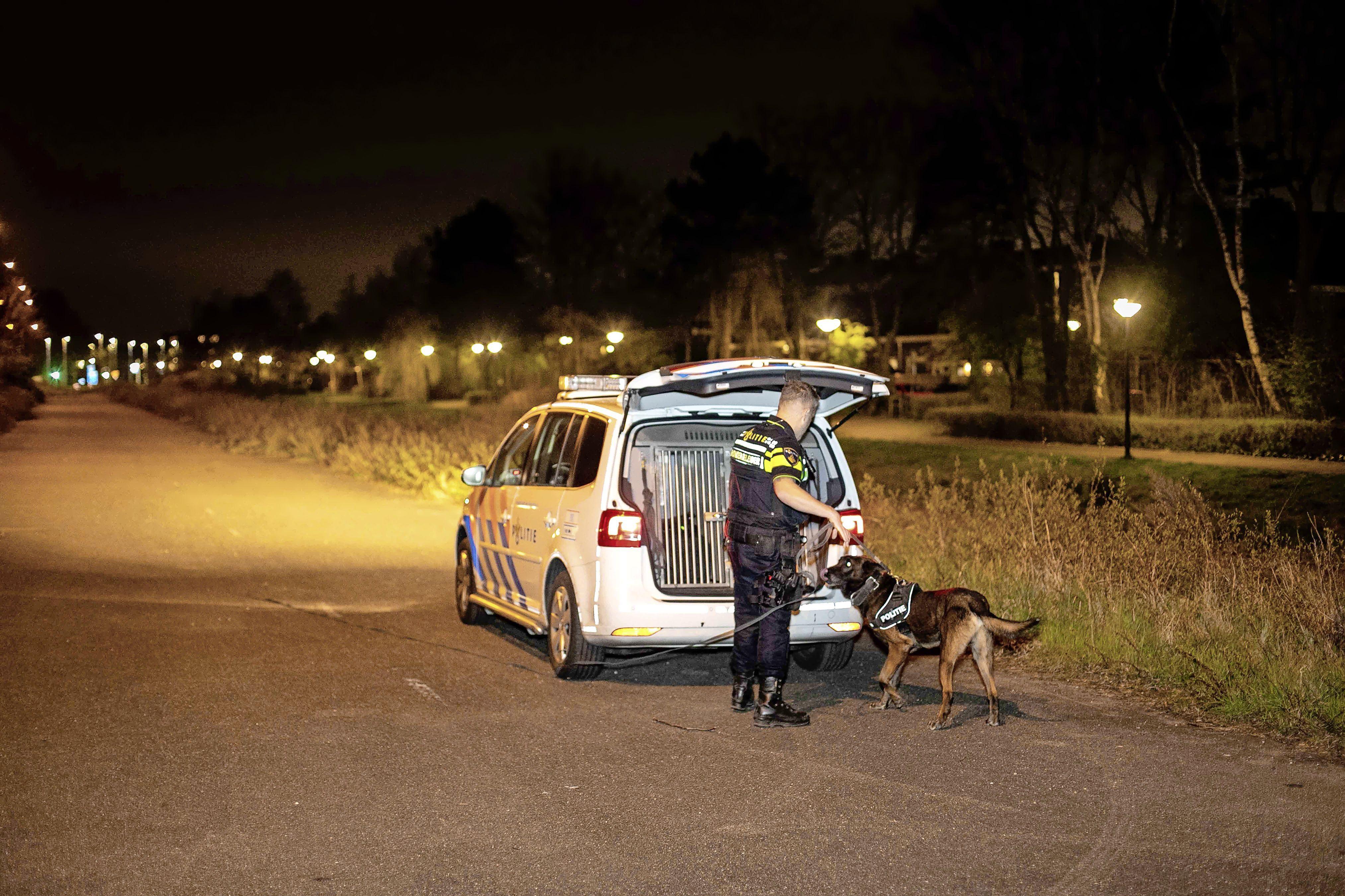 Jongeman beroofd in Beverwijk, zoekactie politie levert niets op