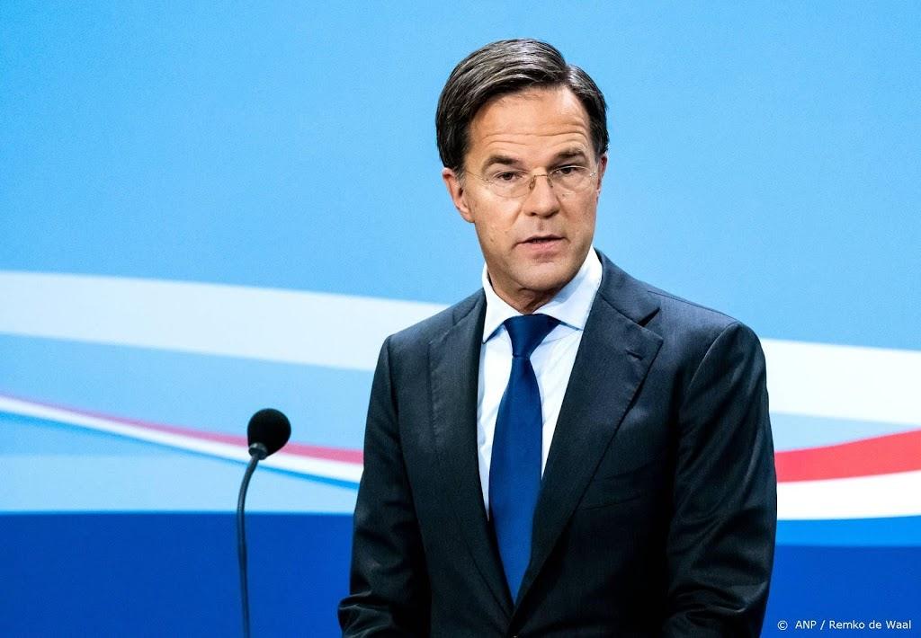 Rutte spreekt van verschrikkelijke aanslag in Wenen