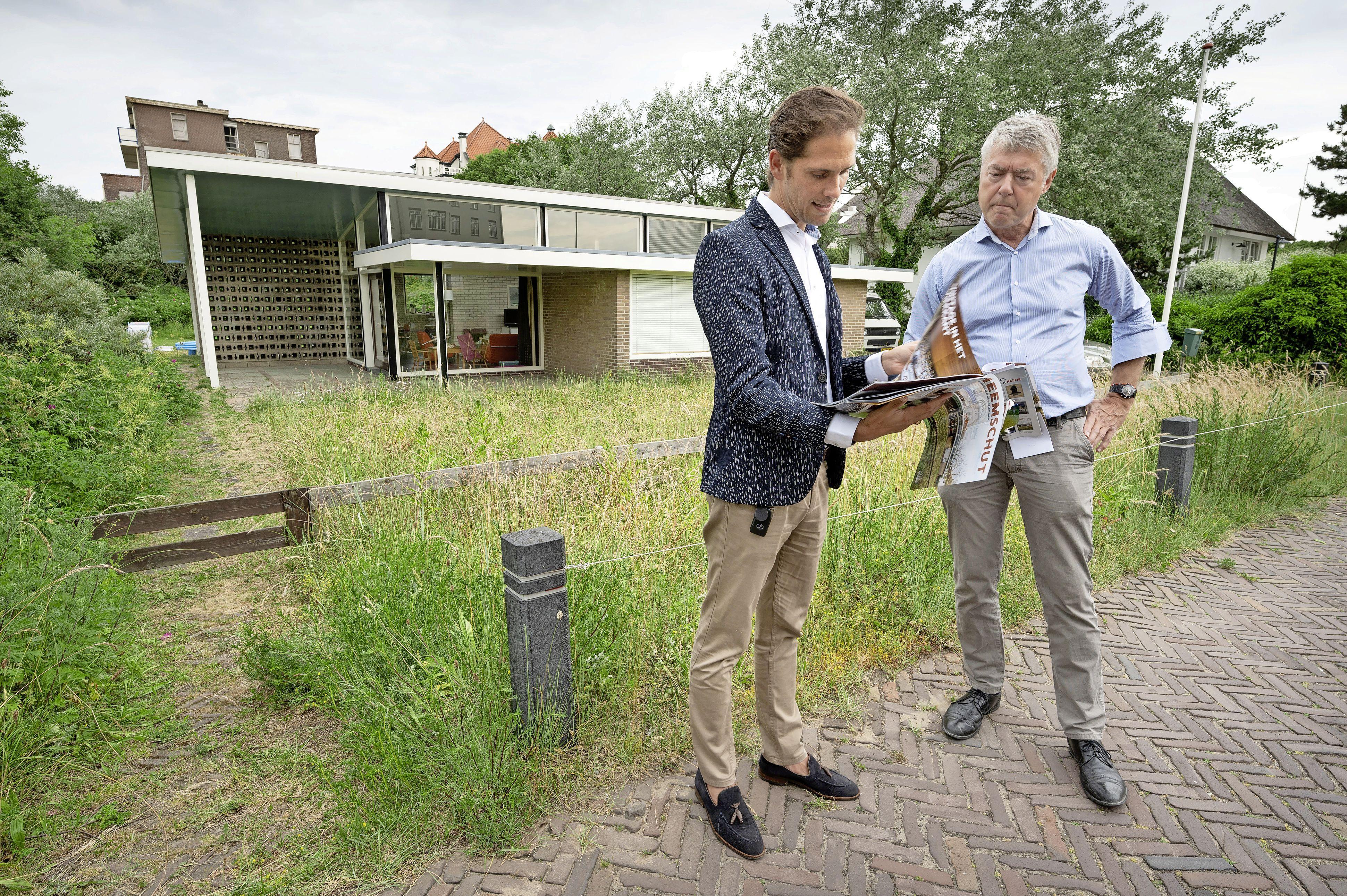 Heemschut bezorgd over vakantiehuis van Gerrit Rietveld in Noordwijk