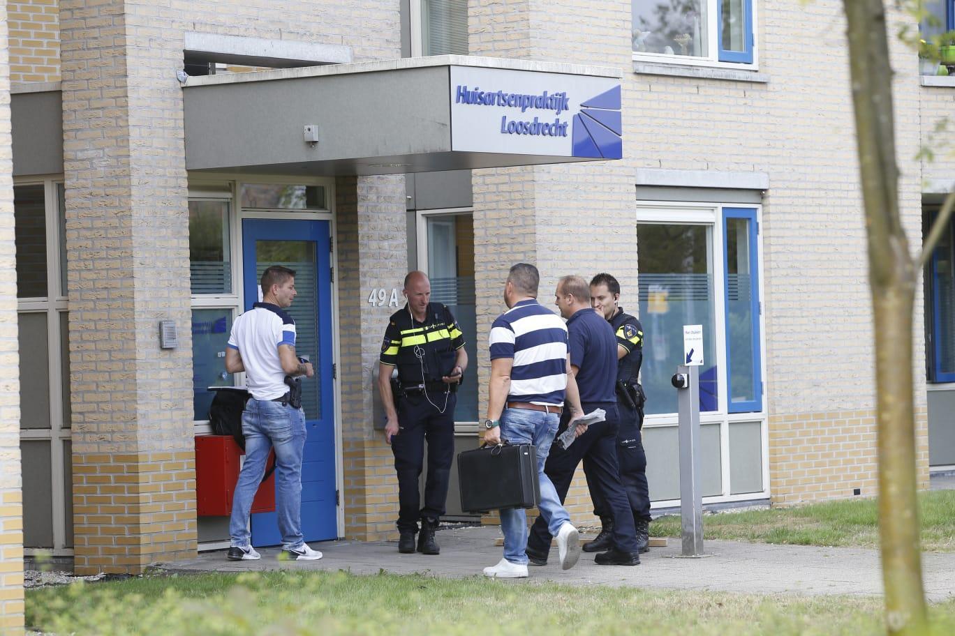 Huisarts ernstig gewond na steekpartij in praktijk Loosdrecht