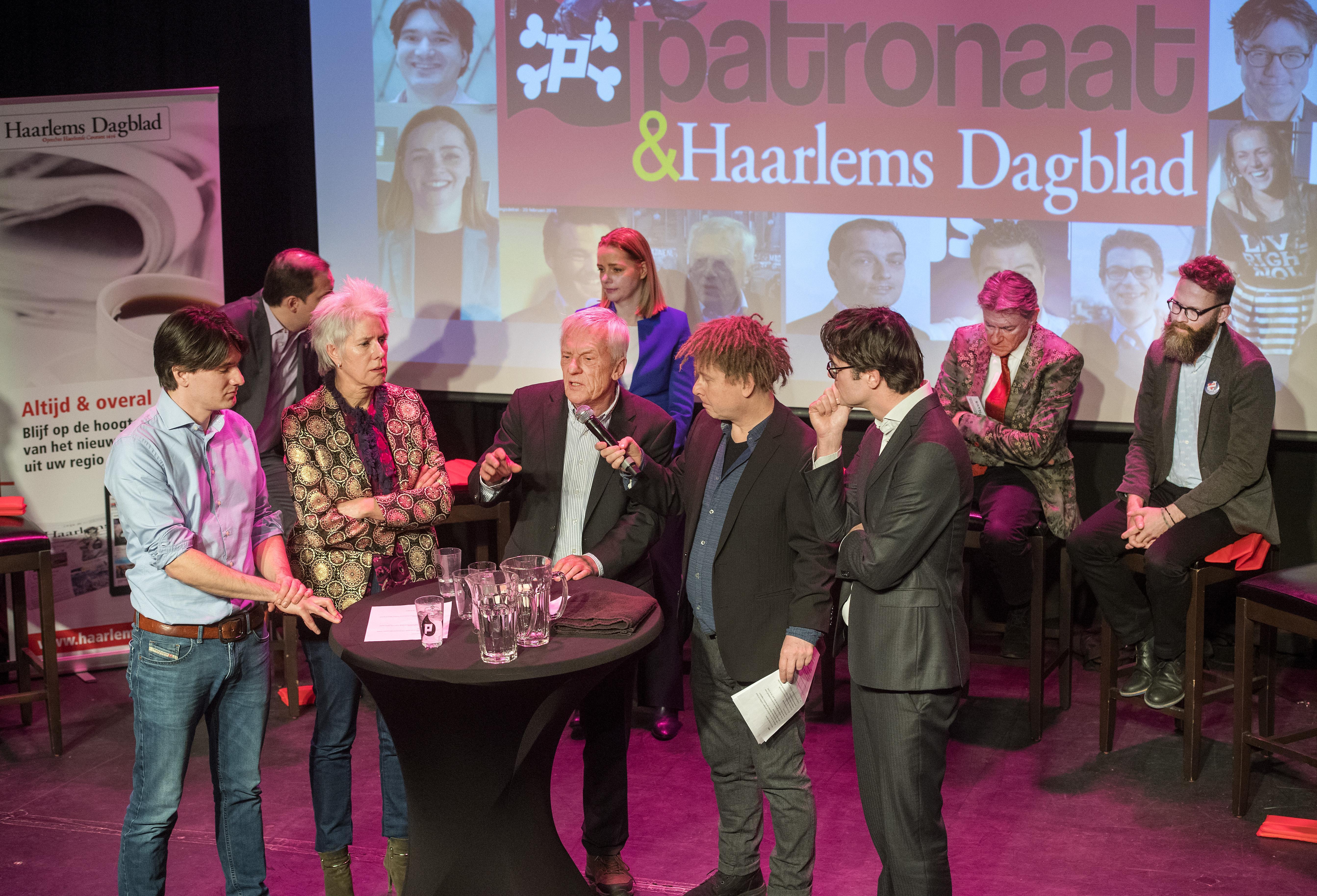 Volle bak bij verkiezingsdebat Haarlem: 'Laat burgers meebeslissen'