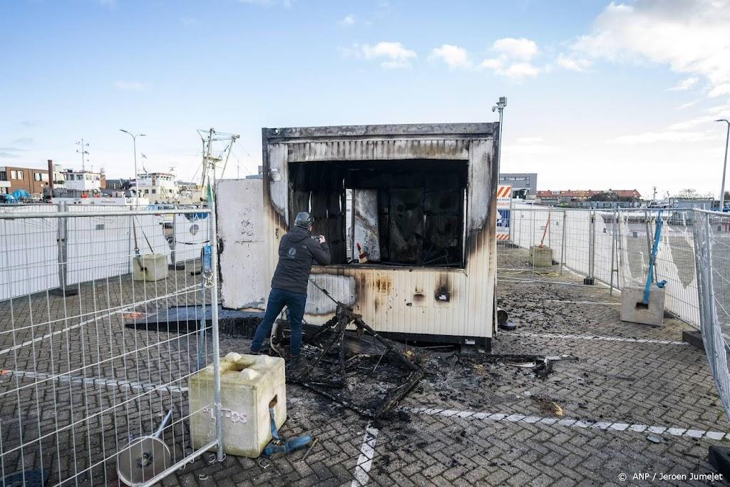 Brandstichters GGD-teststraat Urk veroordeeld
