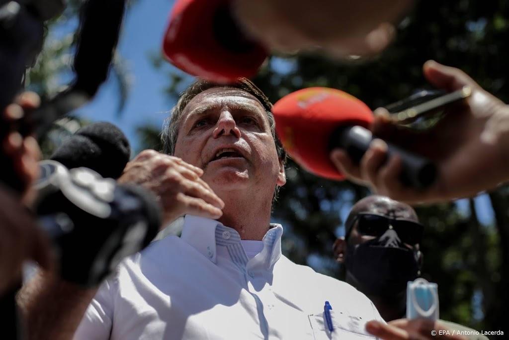 Bolsonaro wacht nog even met felicitaties voor Biden