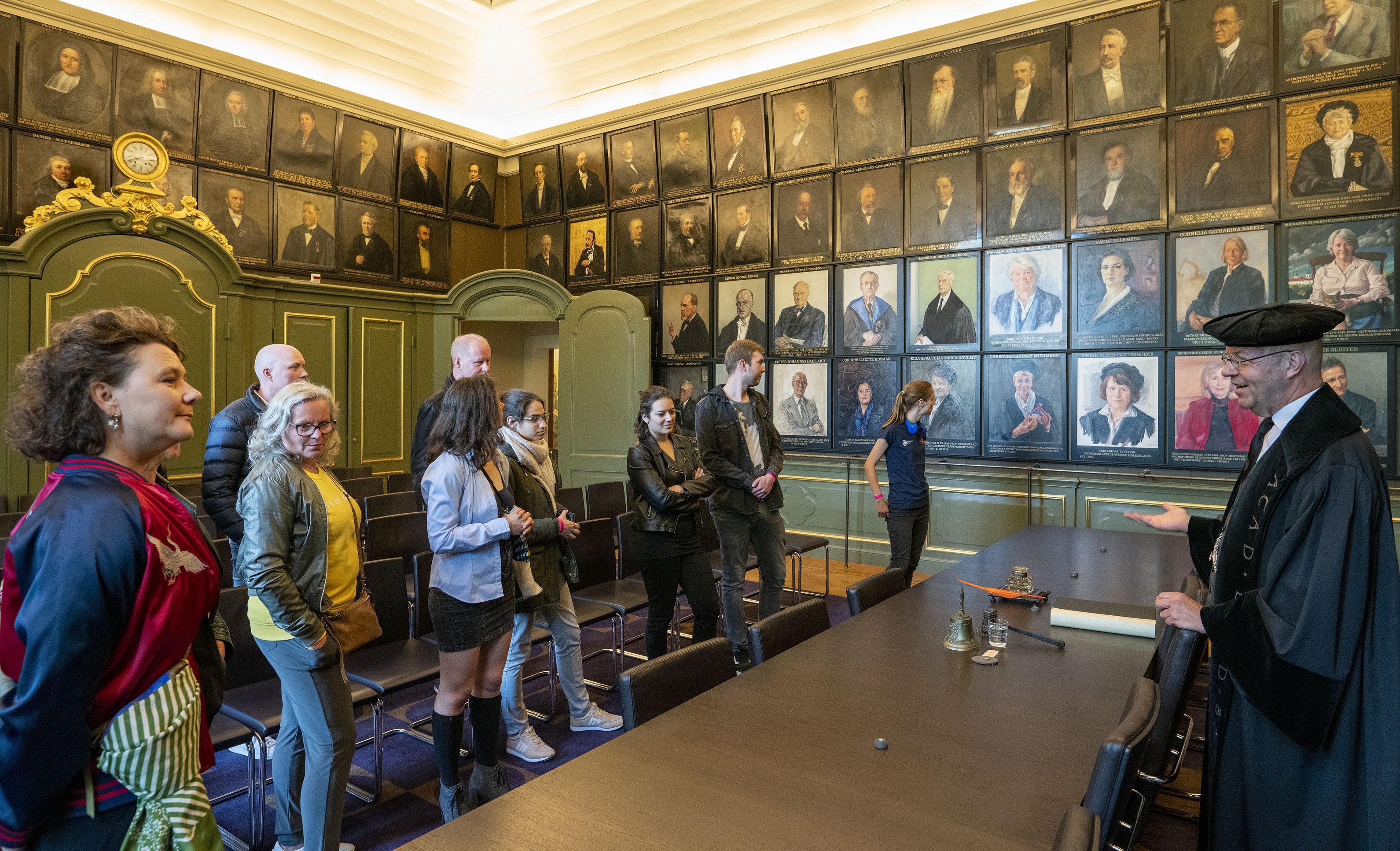 Elf musea doen dit jaar mee aan Museumnacht Leiden, die alleen online te bezoeken is