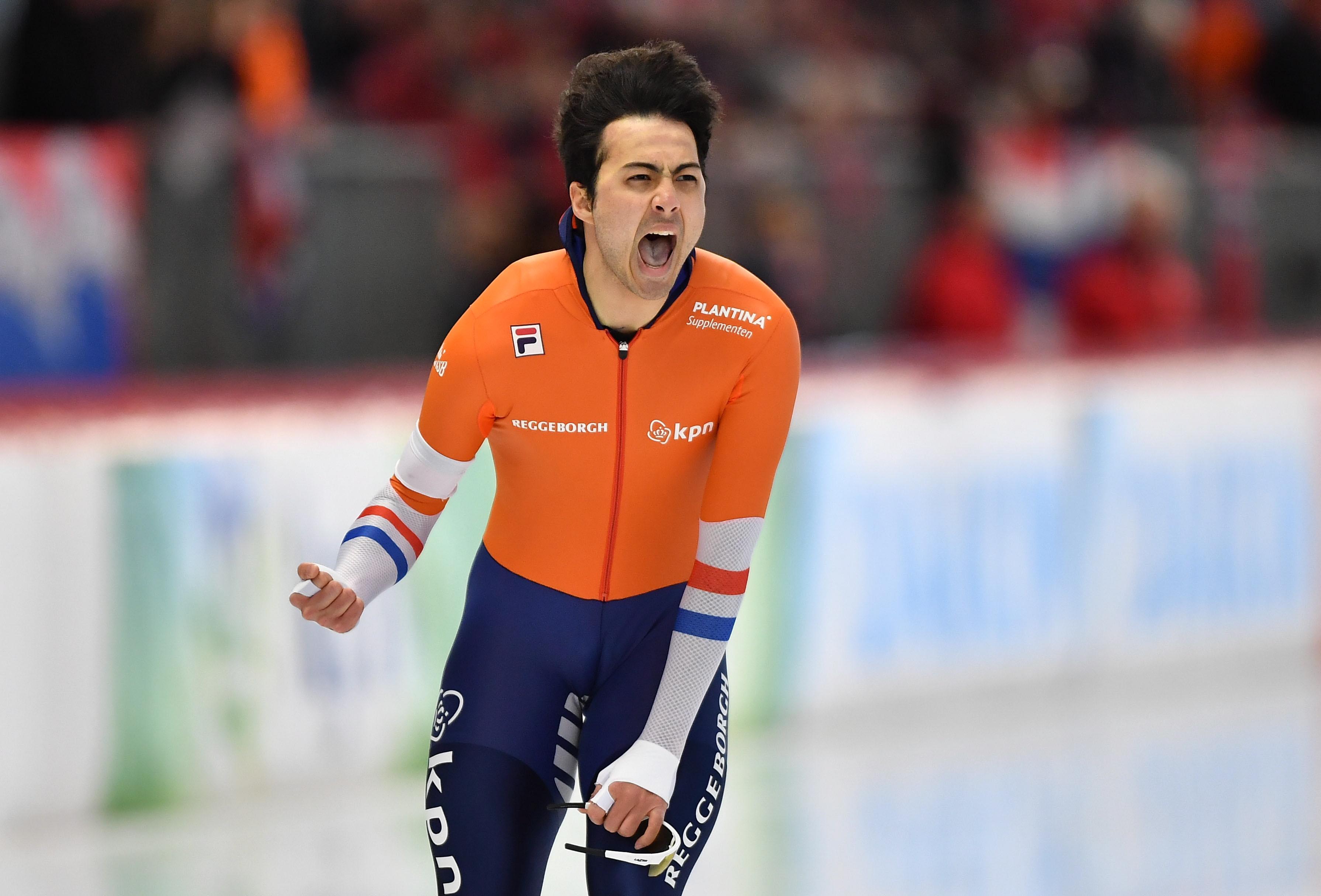 Verbij uit Hoogmade wint goud op WK afstanden, brons voor Nuis