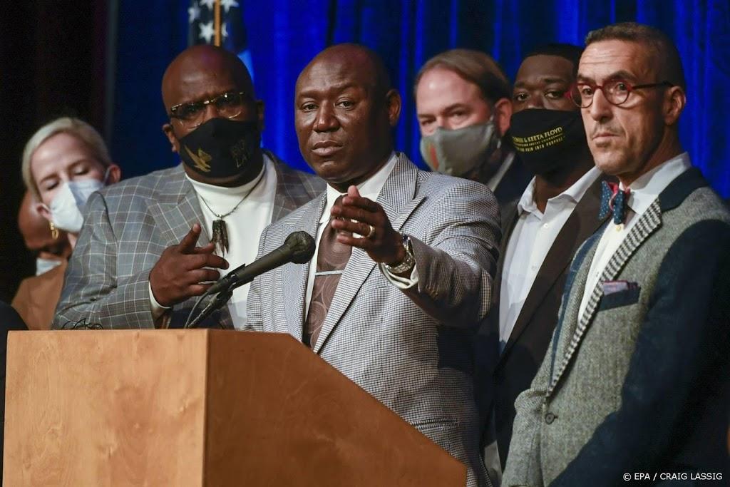 Advocaat: proces Floyd is referendum over gelijkheid in Amerika