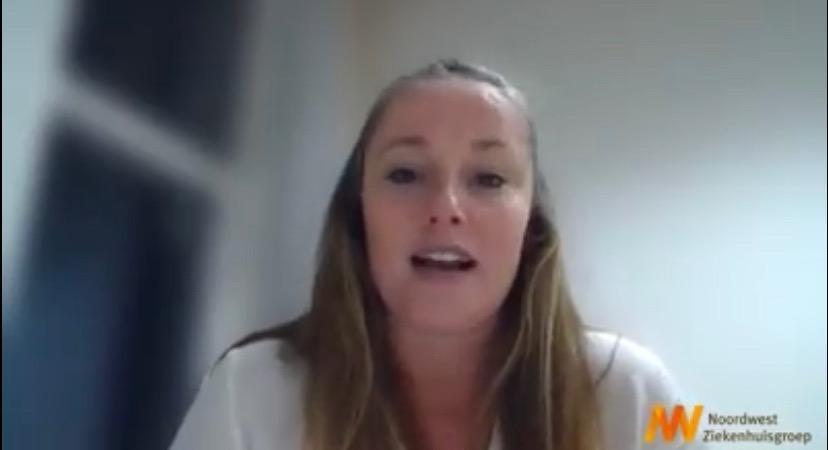 Emotionele videonoodkreet van IC-zuster Stefanie 400.000 keer bekeken. Maar Mark Rutte reageerde (nog) niet [video]