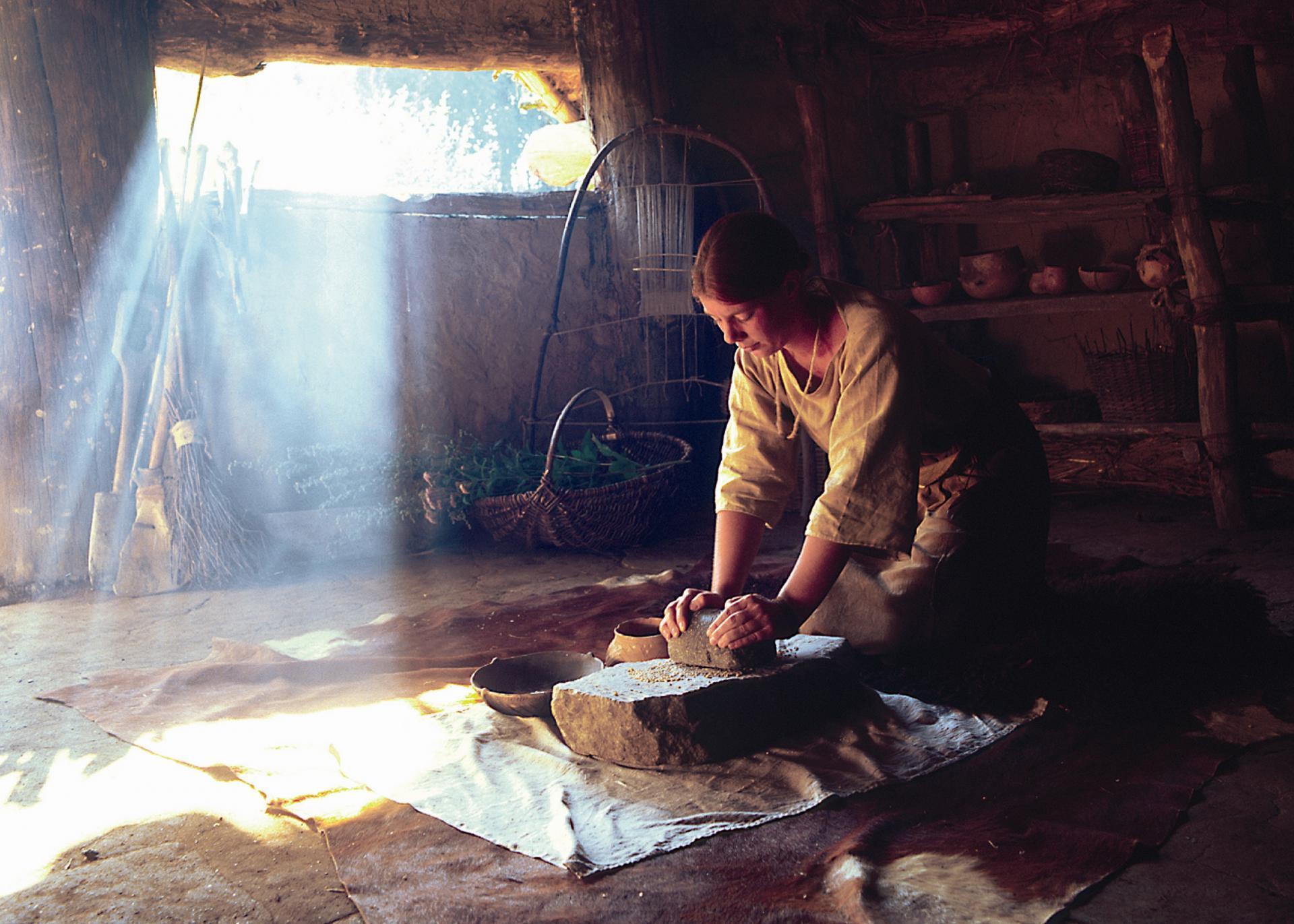 Museumvereniging Exarc stelt toekomst van archeologische openluchtmusea veilig