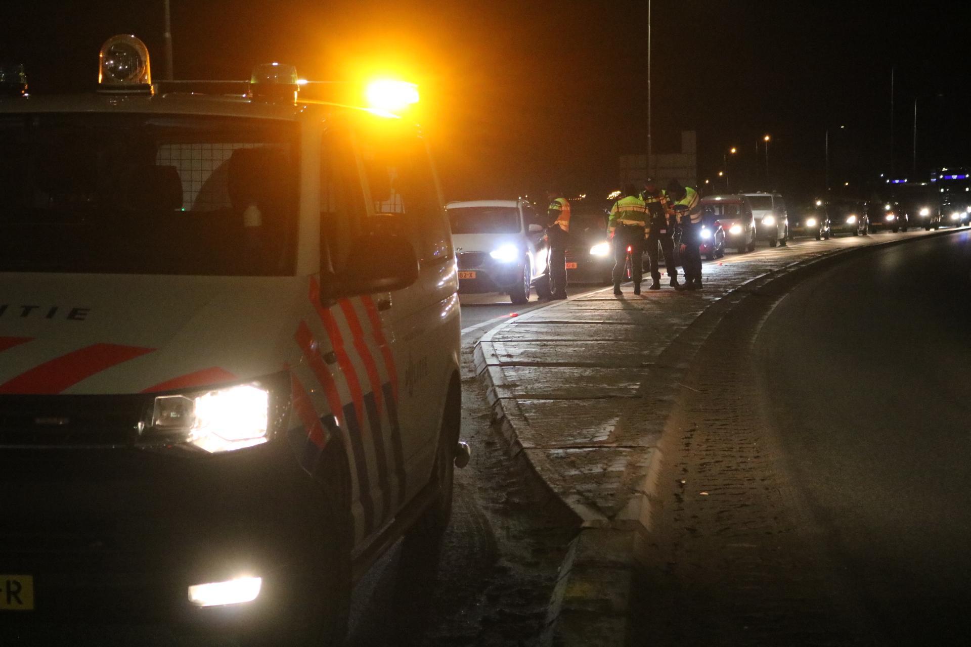 Grote alcoholcontrole in Noordwijkerhout, Lisse en Hillegom; negen personen met te veel drank achter het stuur
