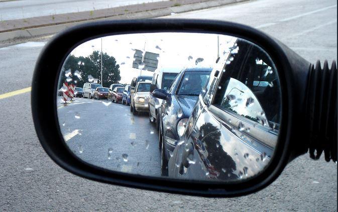Wijkertunnel in zuidelijke richting weer open na afhandeling ongeval