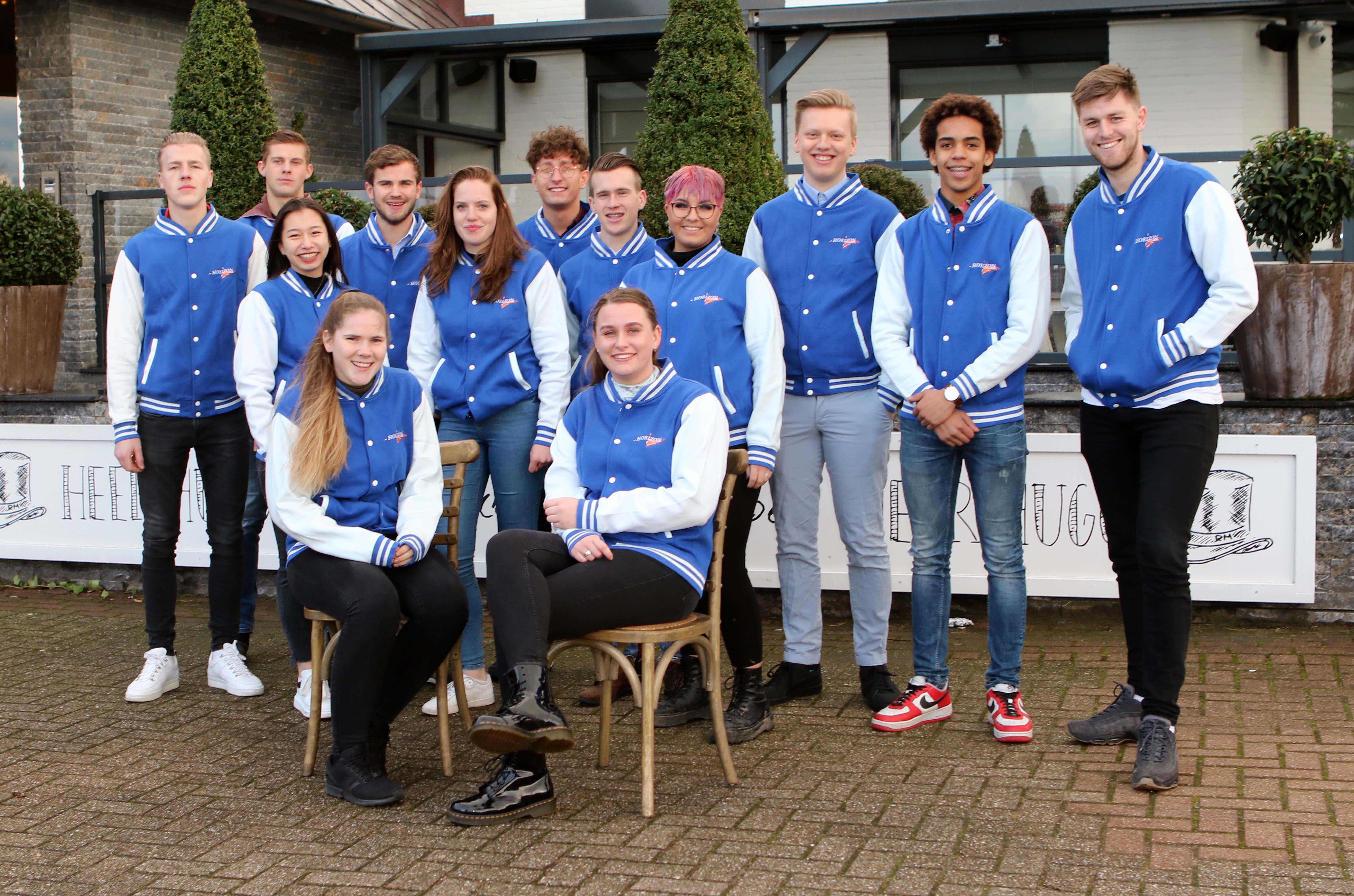 Dertien studenten Horizon College komen in actie tijdens finales nationale mbo-vakwedstrijden