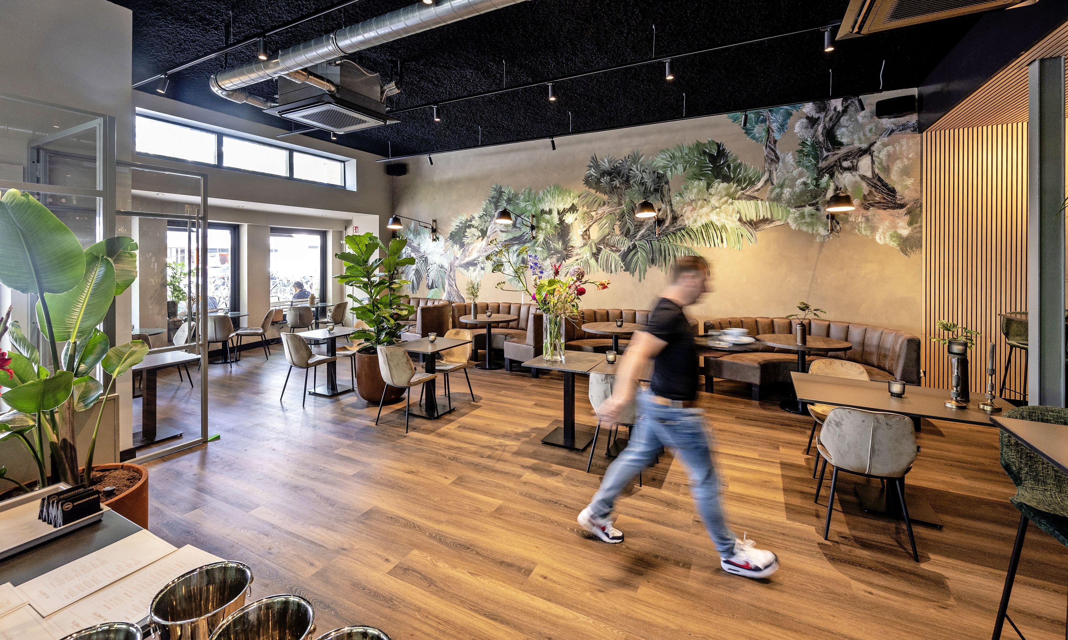 Schot in De Roos, Brasserie De Canette nieuwkomer in Heemstede