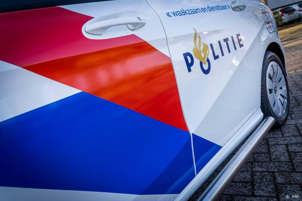 Verdachte op de vlucht voor politie springt Maas in en ontkomt