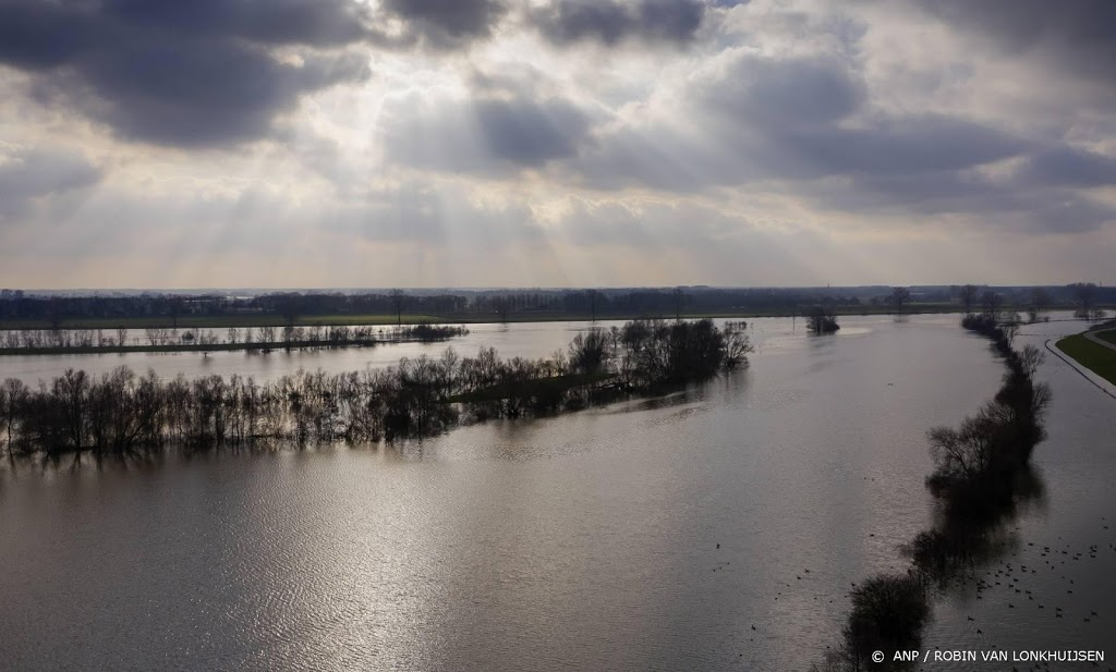 Code Oranje voor Limburg wegens hevige regenbuien