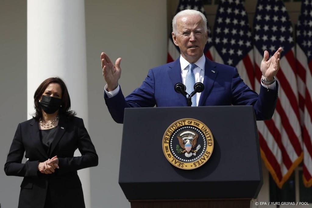 Veel geld voor zorg en onderwijs in begrotingsvoorstel Biden