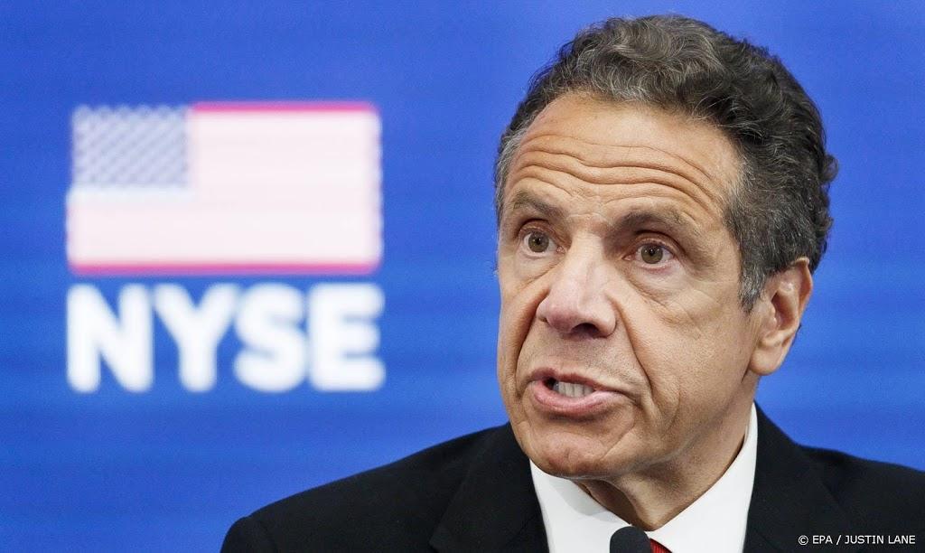 'Adviseurs gouverneur New York pasten aantal coronadoden aan'