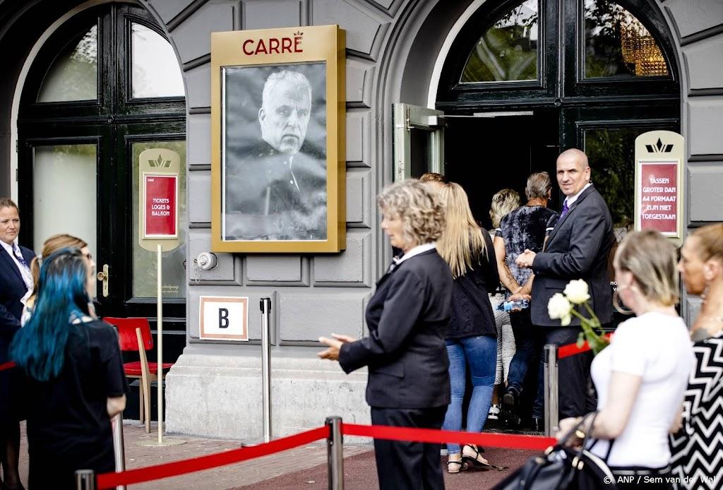 Familie De Vries geraakt door grote belangstelling bij Carré