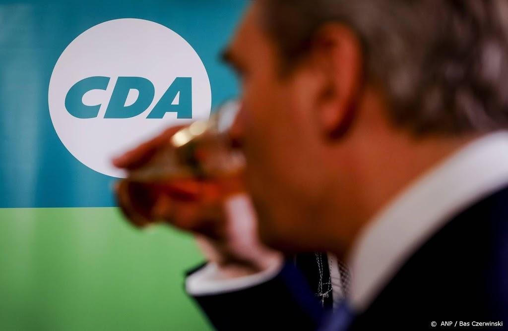 Initiatiefnemers optimistisch dat er een extra CDA-congres komt