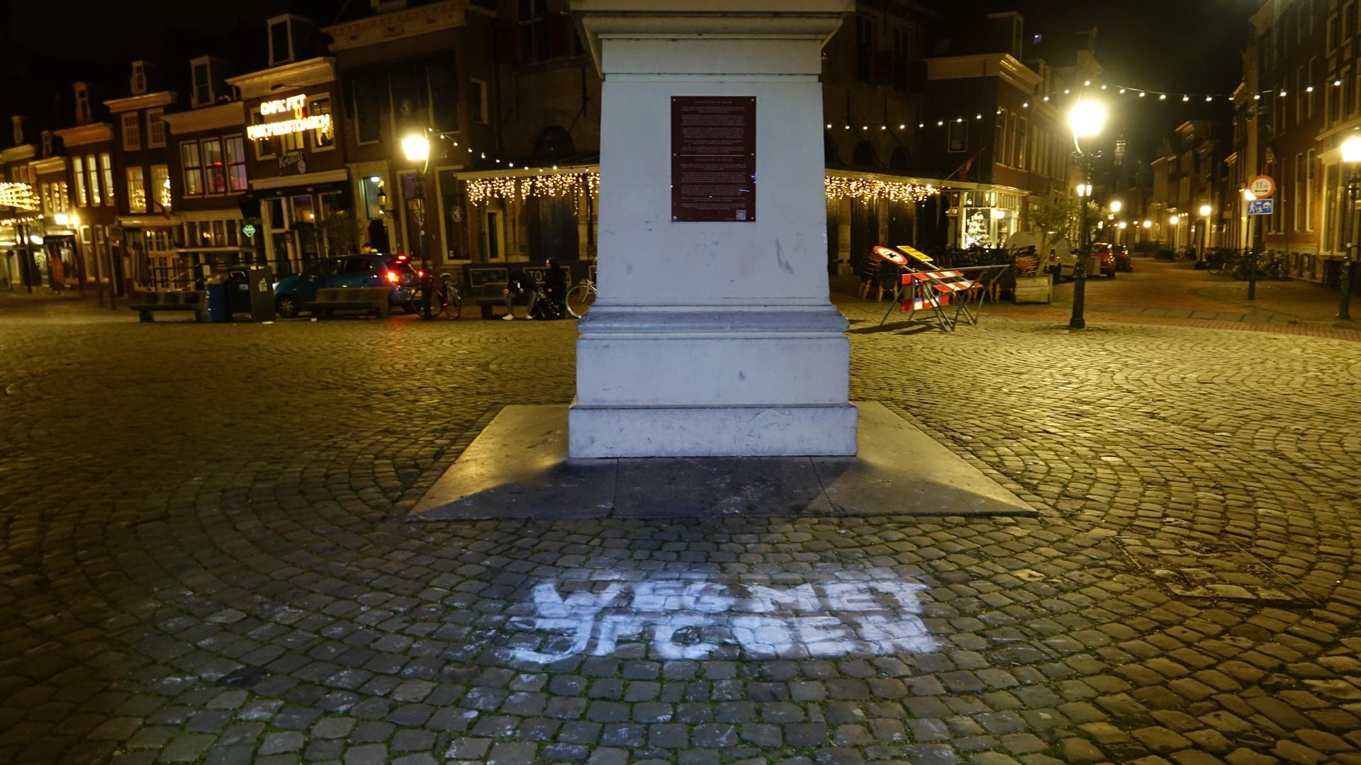 Hoorn verhaalt kosten 'misplaatste' actie tegen JP Coen op daders