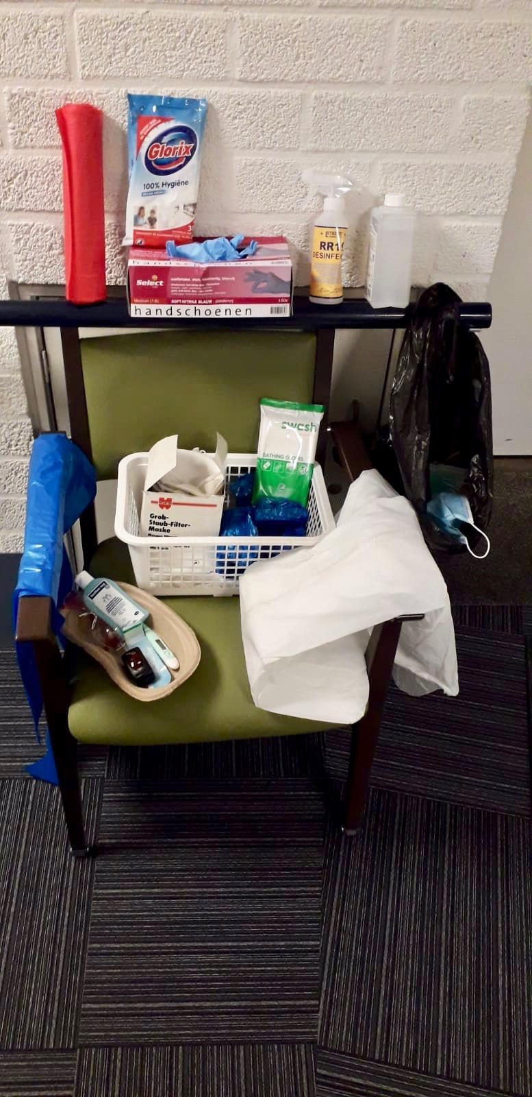 Corona: de pijn bij het verzorgend personeel in het Venhuizer bejaardenhuis