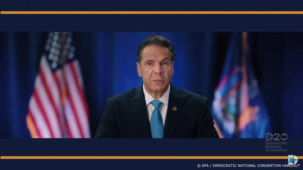 Gouverneur Cuomo uit spijt voor 'verkeerd opgevat geflirt'