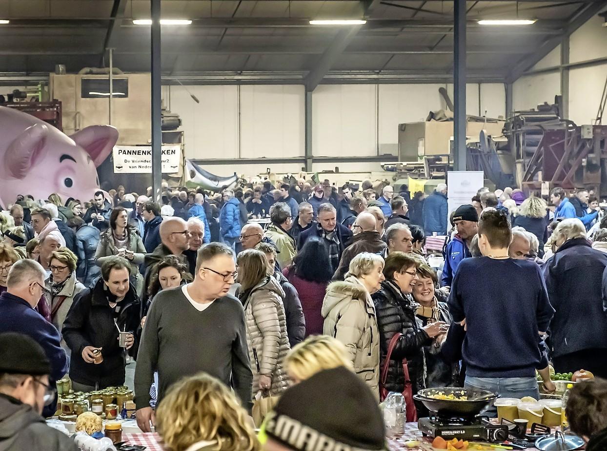 Meer dan 2000 bezoekers naar Snert Event: 'Beste snert is zo natuurlijk mogelijk'