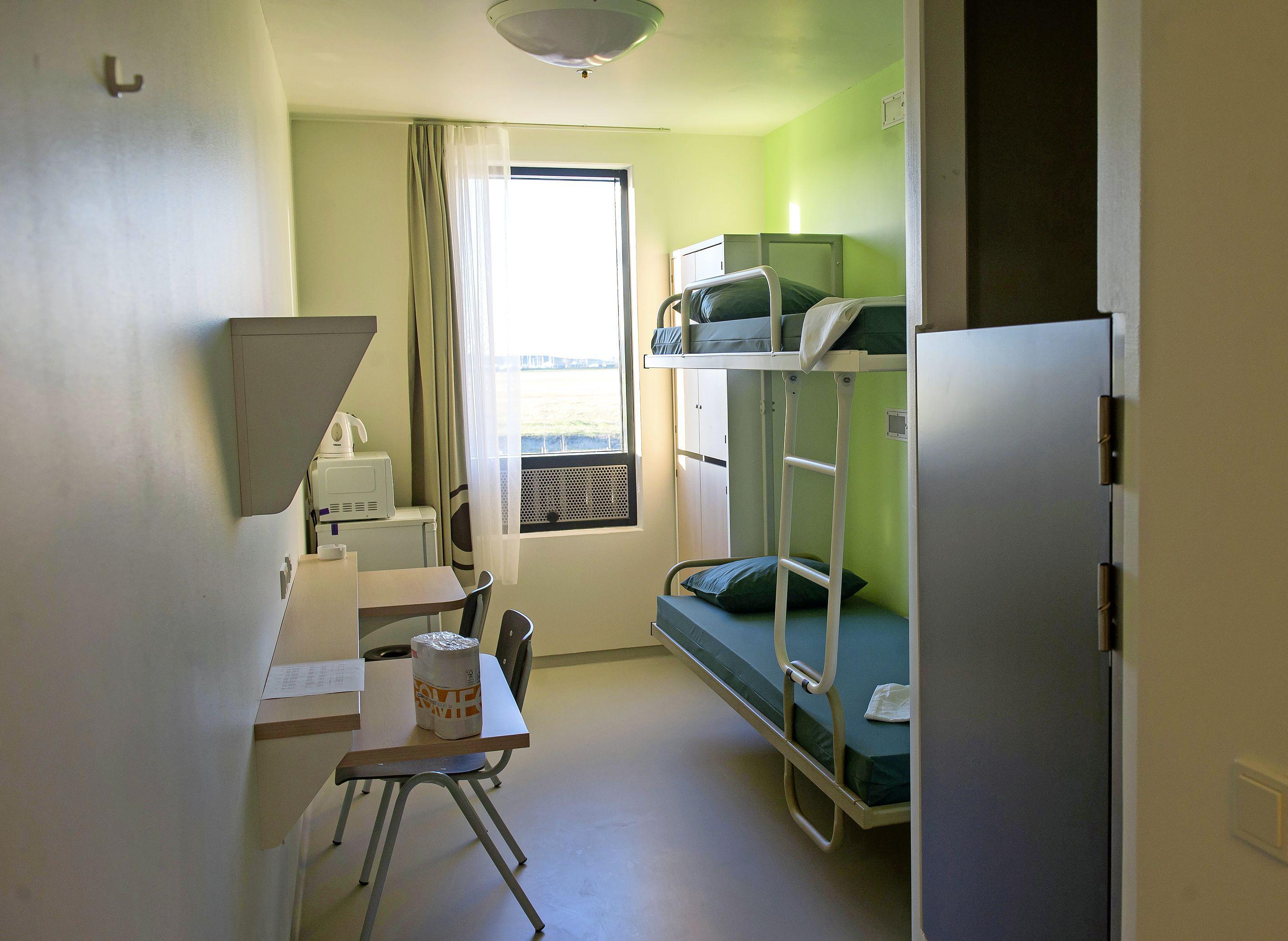 Afdelingen van Justitieel Complex Zaanstad in quarantaine na coronabesmettingen bij gedetineerden