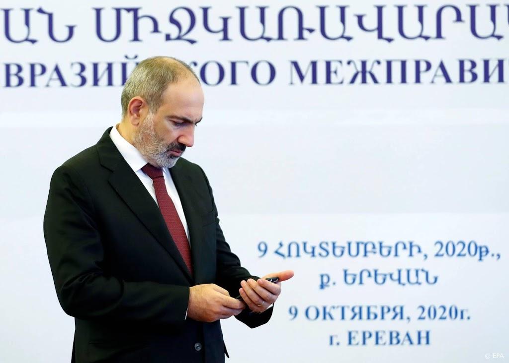 Armenië staat open voor vredesoverleg