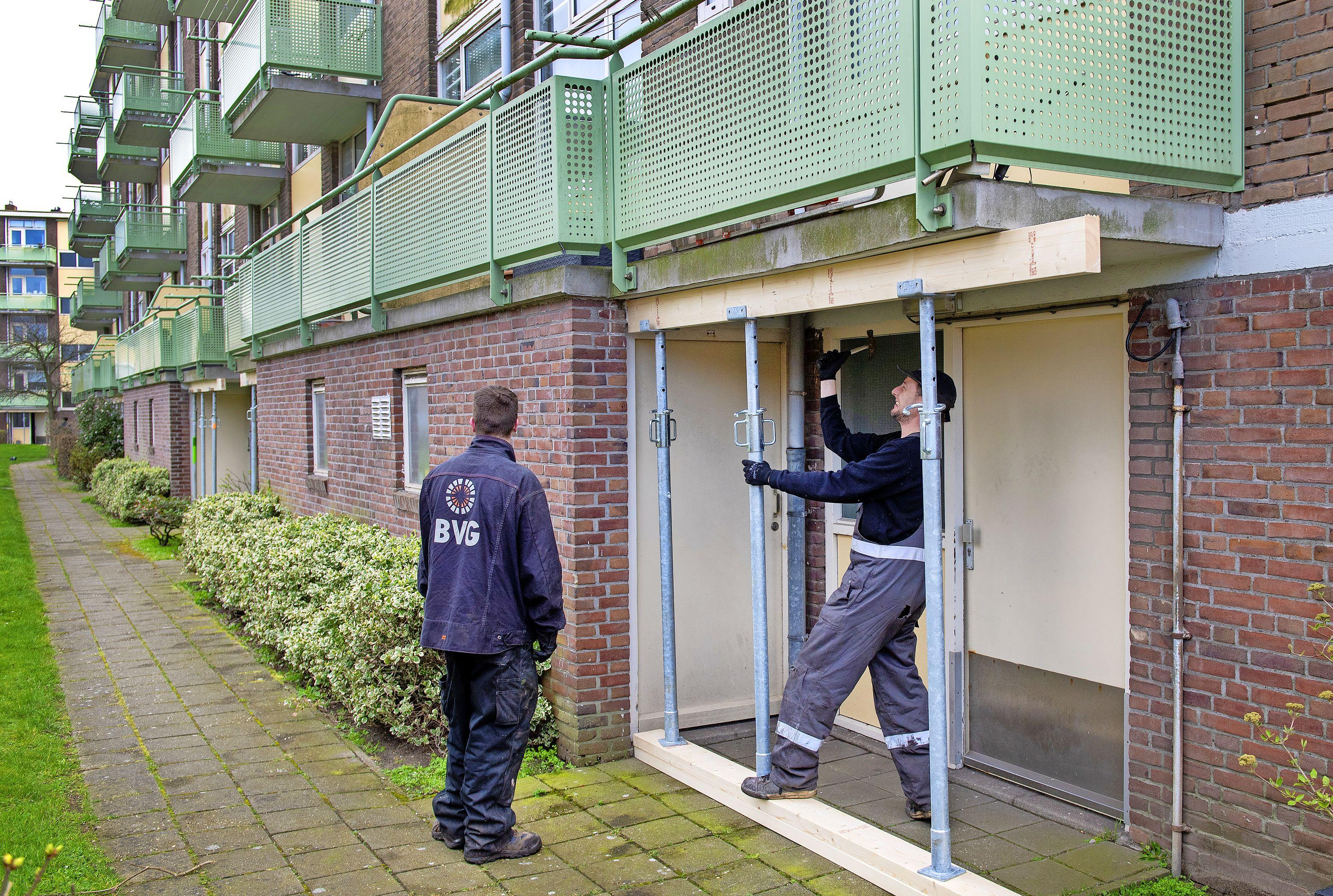 Woningbedrijf Velsen moet toch slopen in Maas- en Ostadestraat. 'Lastig maar wijs besluit'
