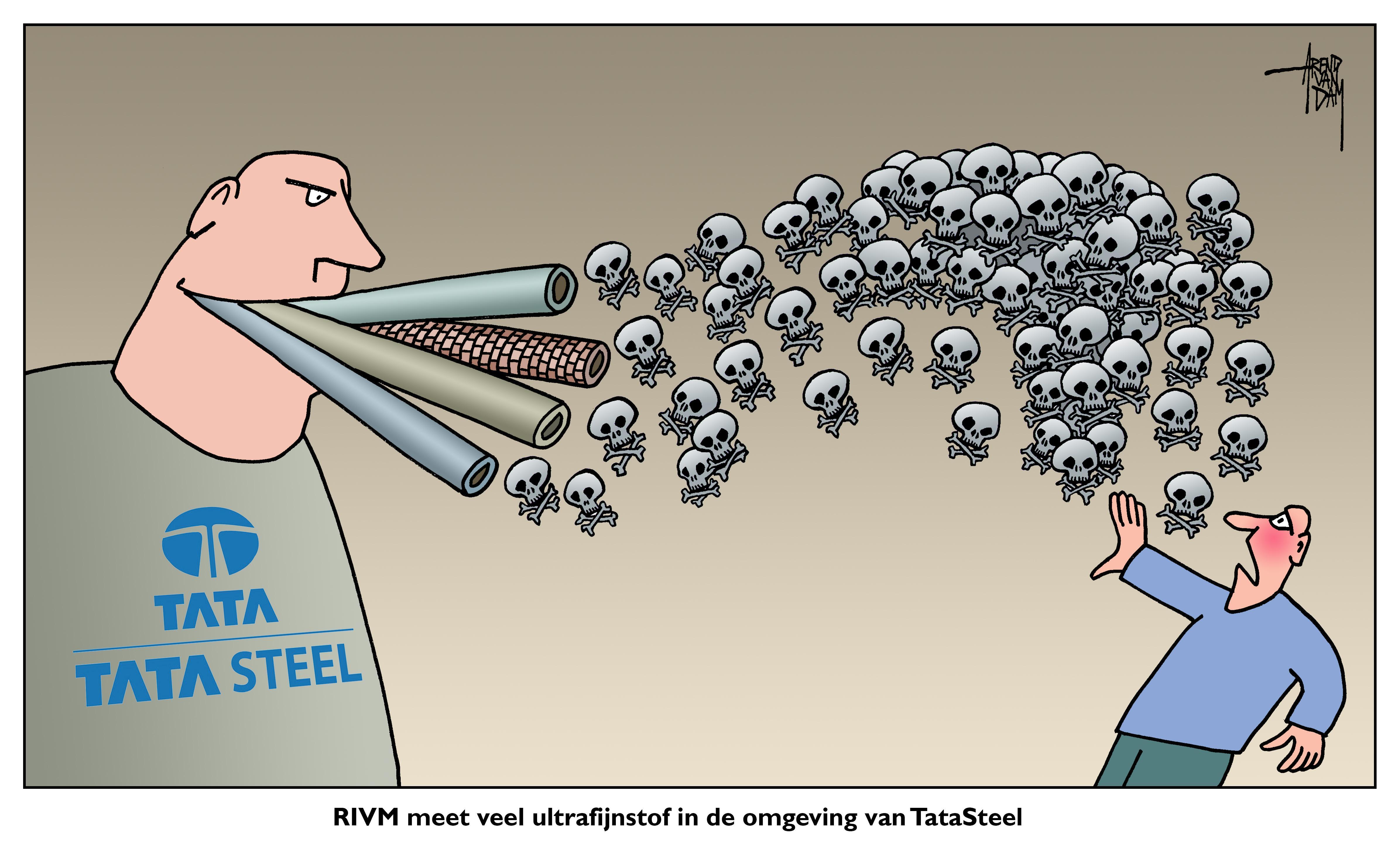 Palermo aan de IJmond? Topadvocaat Ficq en SP-Kamerlid Leijten verbijsterd over schrappen naam Tata Steel uit GGD-rapport: 'Buitengewoon verontrustend'