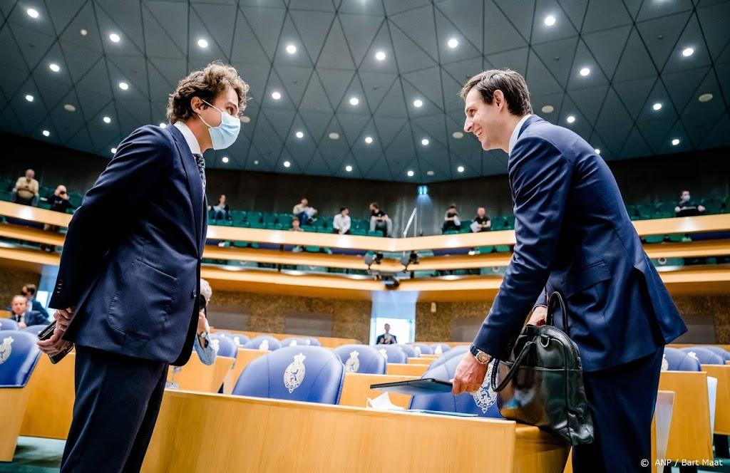 Hoekstra: linkse partijen samen in 'betonnen zwemvest'