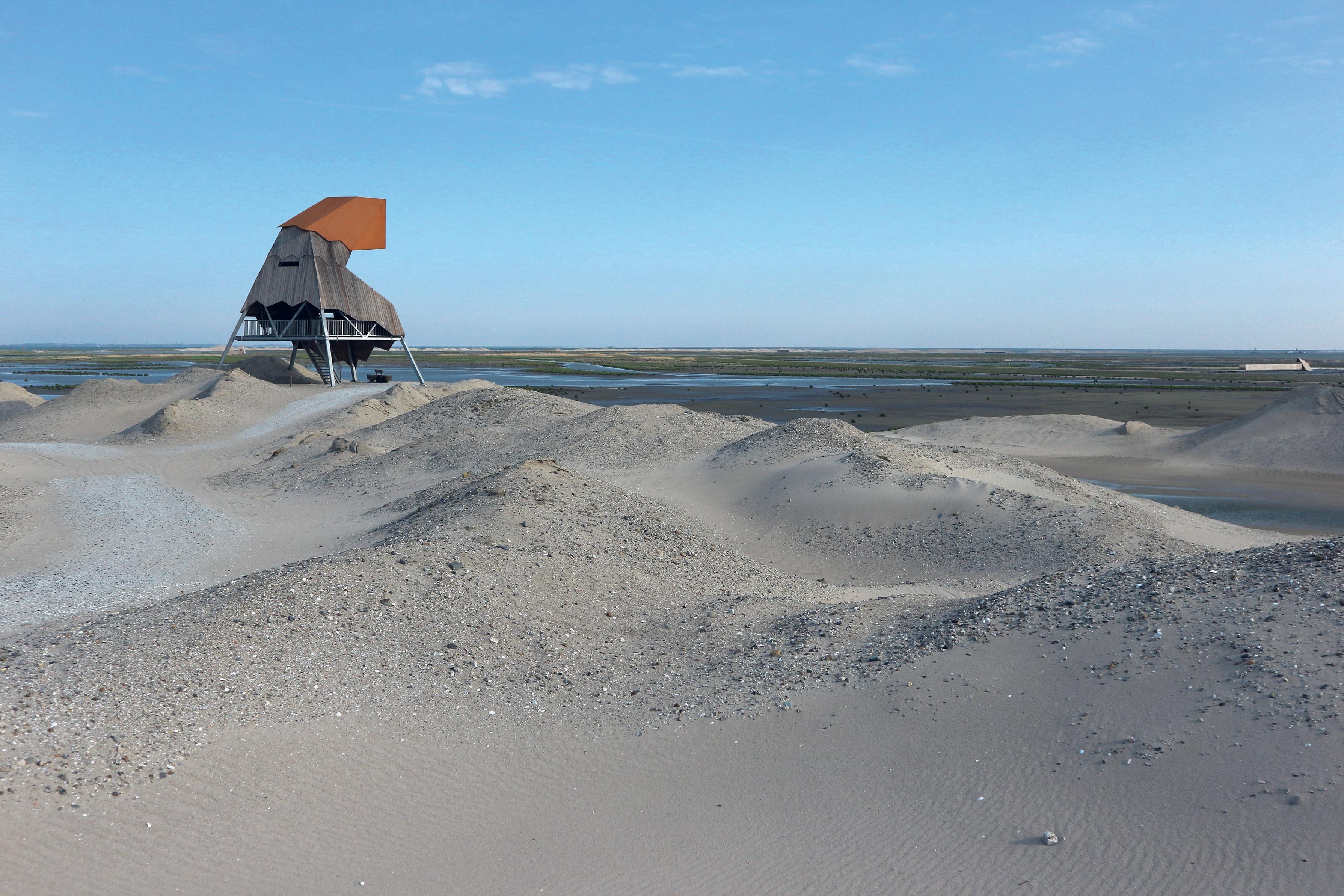 500.000 kubieke meter extra zand voor Marker Wadden