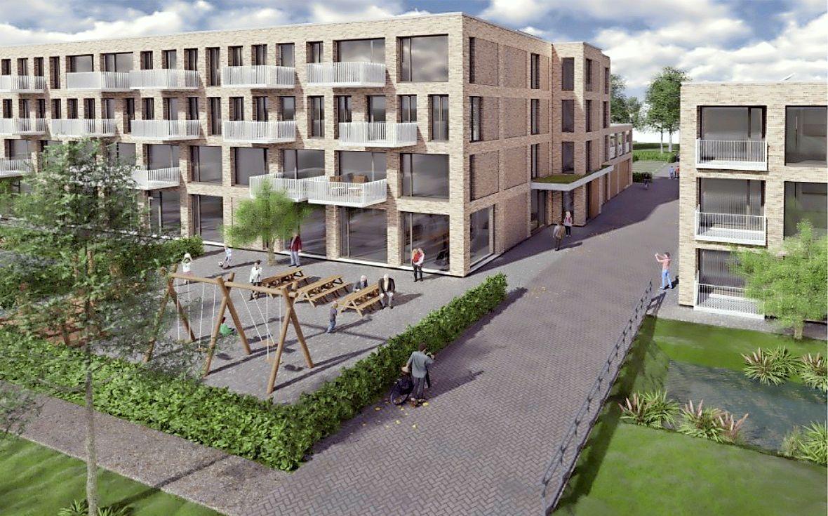 Binnenstedelijk bouwen, dat is wèl in je achtertuin: Purmerend bouwt laatste stukjes vol