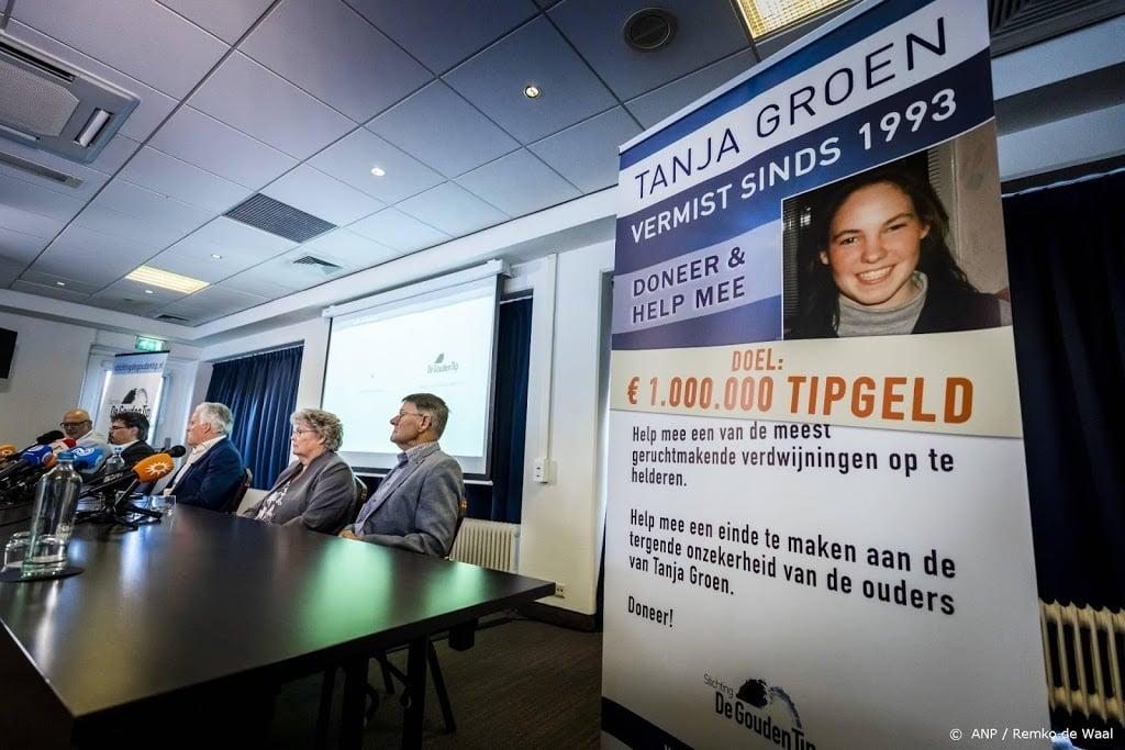 Ingezameld bedrag voor tip in zaak Tanja Groen stijgt snel