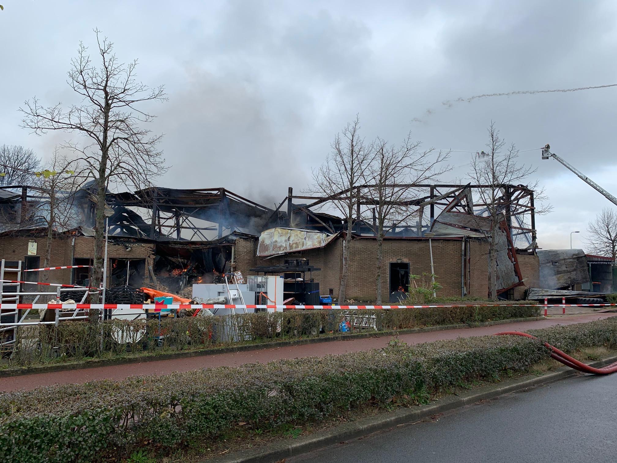 Burgemeester Wendy Verkleij: 'Het kloppend hart van Noordwijkerhout is zomaar op een zaterdagmorgen verloren gegaan'