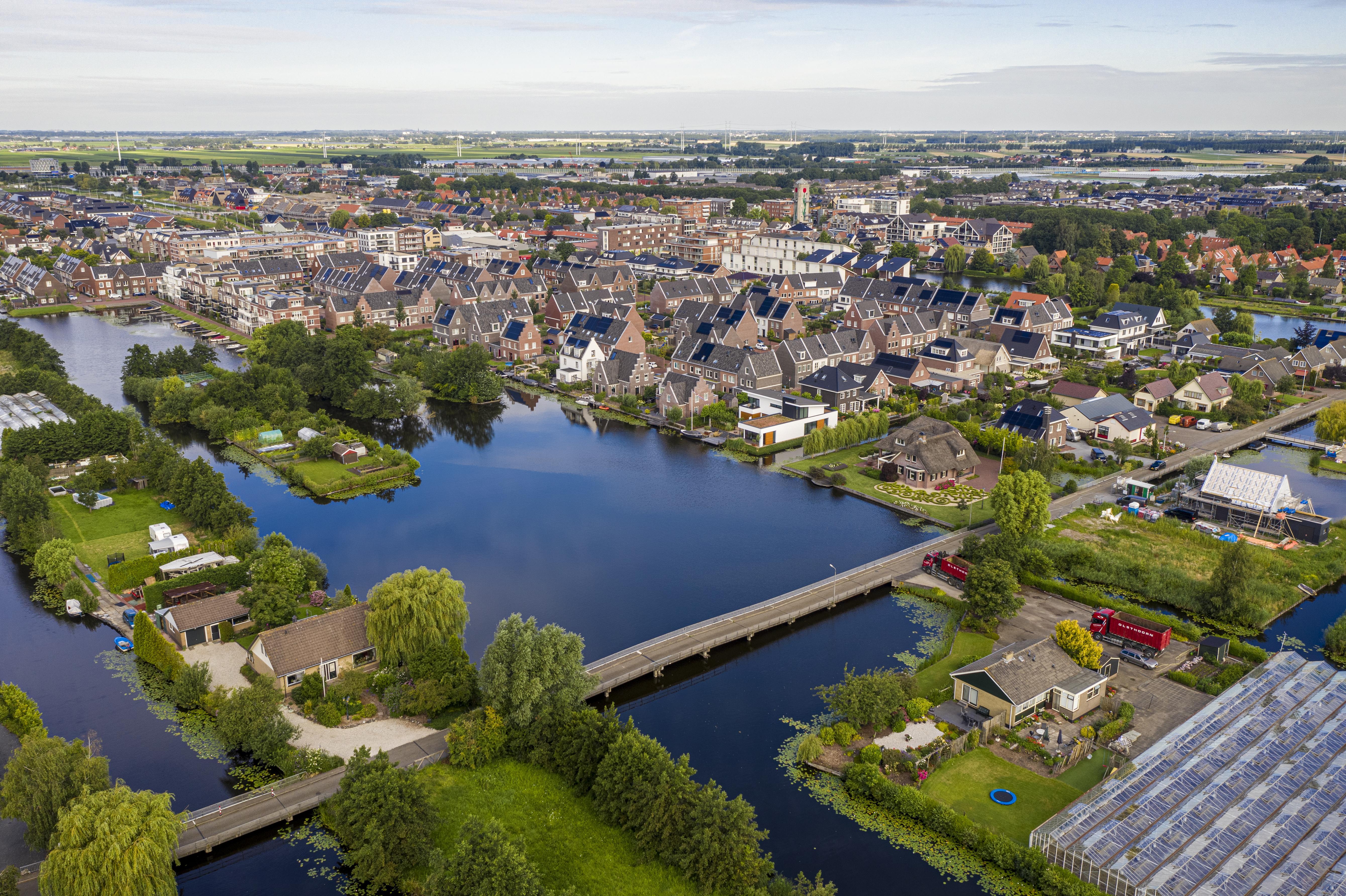 Gemeente Kaag en Braassem blijkt rijker aan bruggen en duikers te zijn dan gedacht