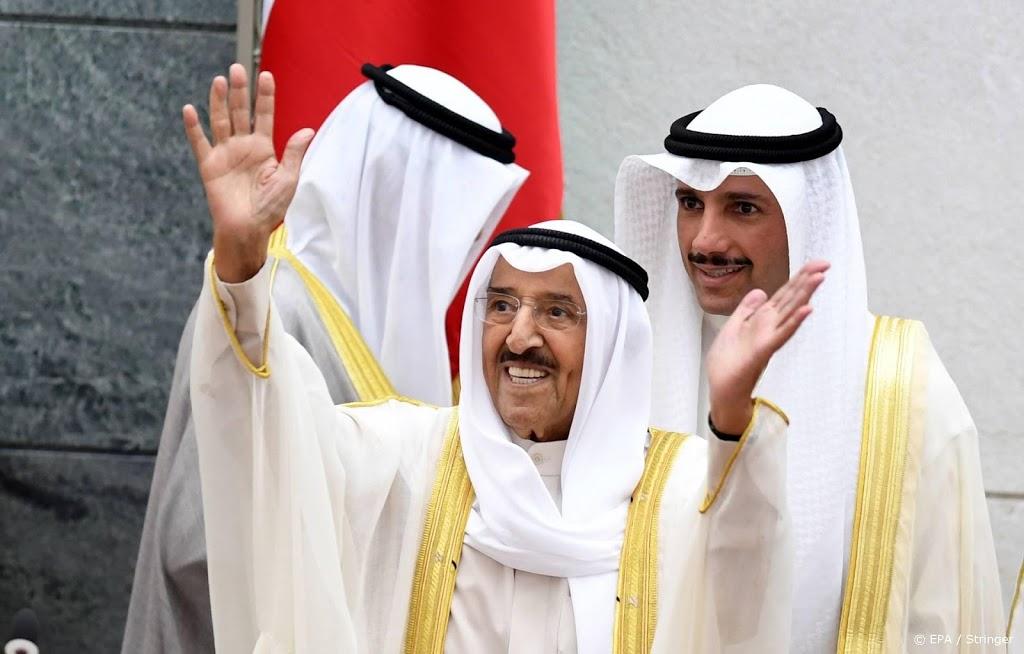Heerser van Koeweit gestorven