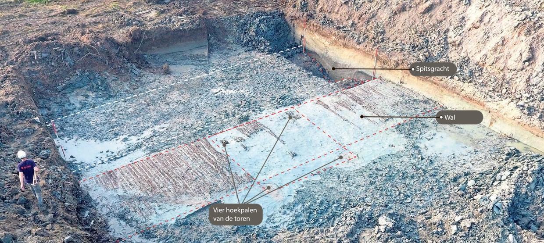 Ontdekking Romeins legerkamp bij Valkenburg hing al jaren in de lucht: 'Mensen moeten weten: dit is heel bijzonder en heel groot' [video]