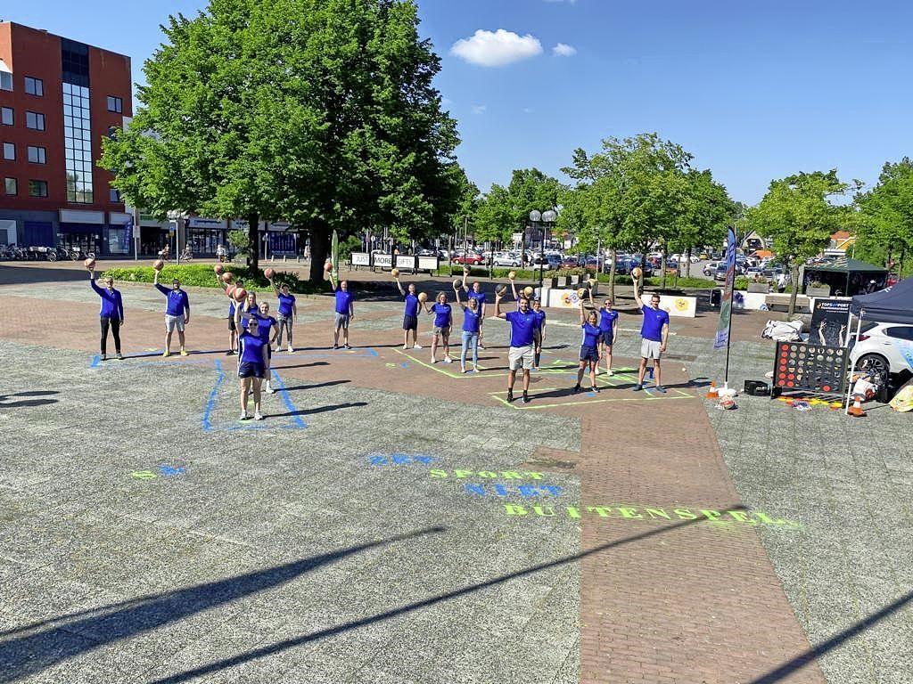 'Bezuinigingsplan is ramp voor sportclubs in Haarlemmermeer, terwijl er na corona zoveel is te doen tegen overgewicht'