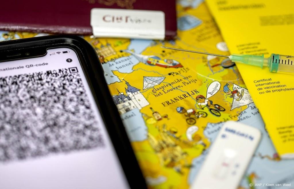 Nederlandse toeristen kunnen met CoronaCheck-app naar Frankrijk