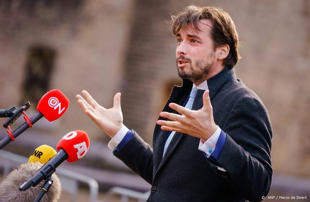 OM: geen bewijs voor ronselen volmachten door Thierry Baudet