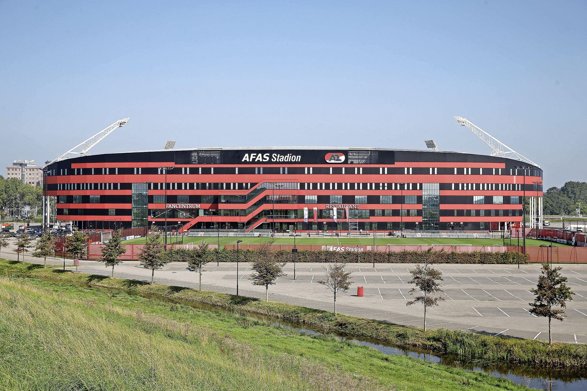 SC Cambuur viert kampioenschap mogelijk in AZ-stadion