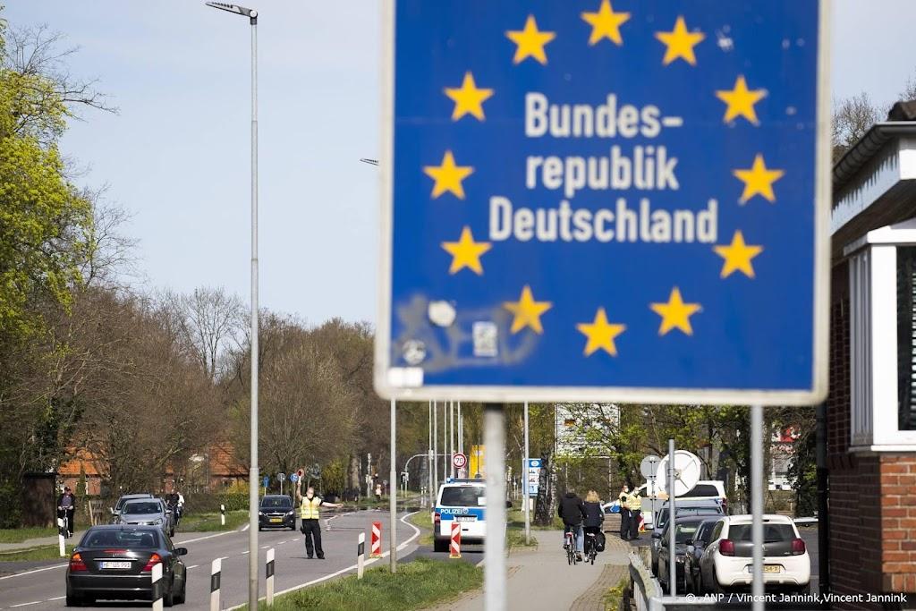 Coronacontrole geen prioriteit bij Duitse politie