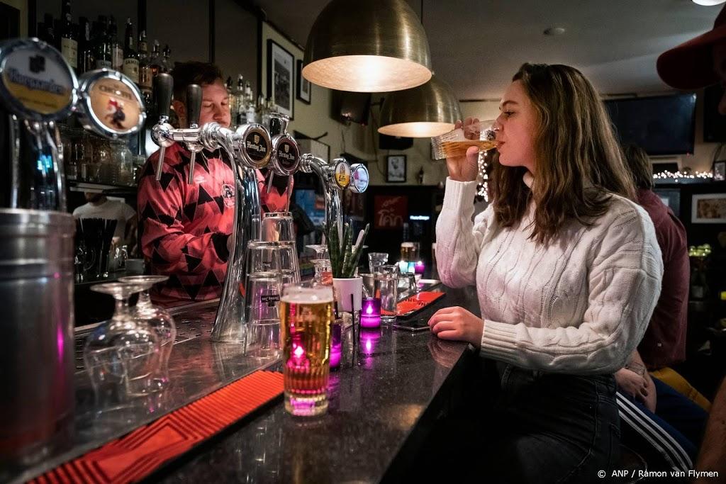 Drankgebruik onder jongeren tussen 2015 en 2019 onveranderd