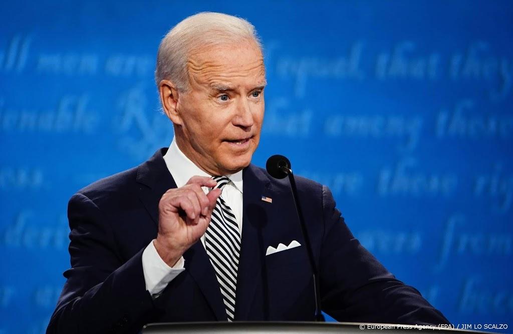 Biden laat direct na aantreden bouw grensmuur stilleggen