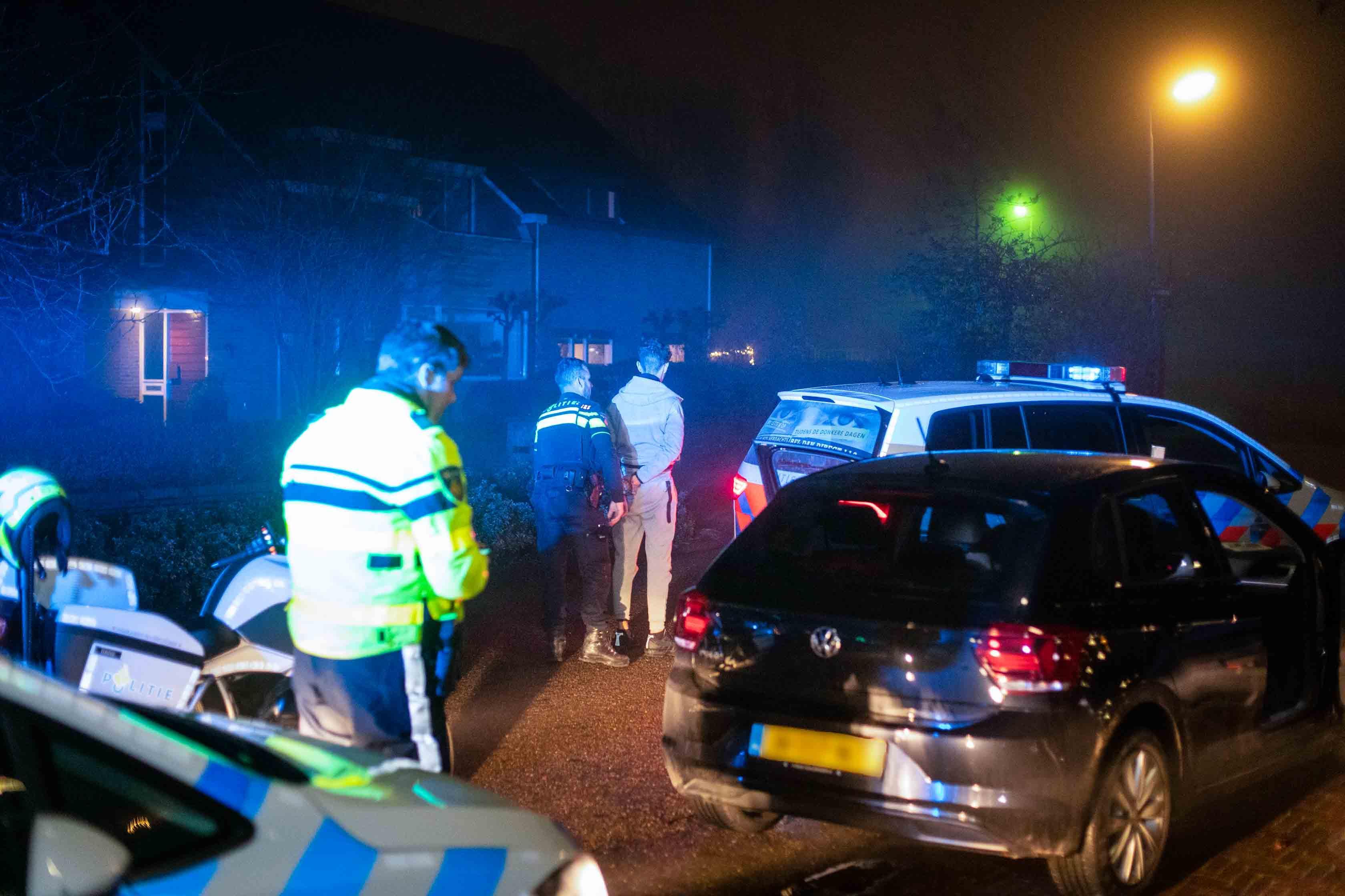 16-jarige joyrider met gestolen auto aangehouden in Zandvoort