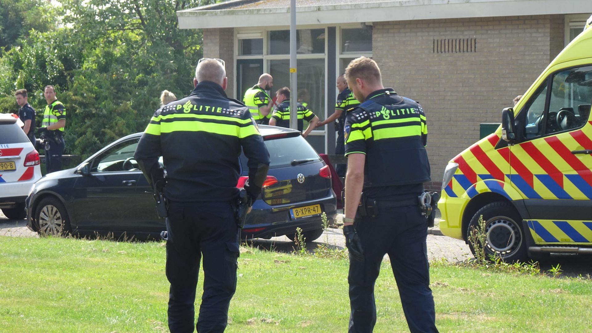 Man en hond gewond bij steekpartij in Den Helder [update]