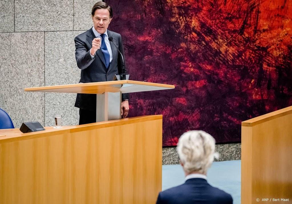 Rutte heeft niet alleen inhoudelijke bezwaren tegen 'links blok'